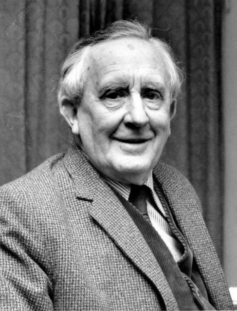 Picture of j r r tolkien