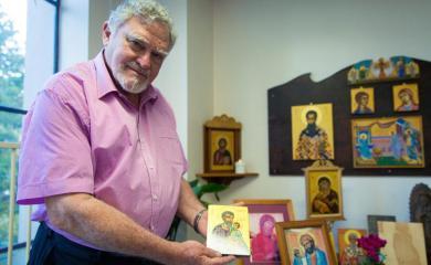 St Luke's Icon School in the news