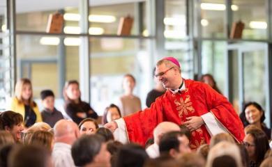 Rev Peter A Comensoli